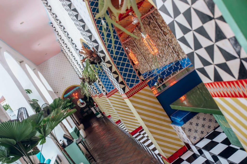 Travel photography Bali - Nusa-Lembongan - Mexican restaurant 04