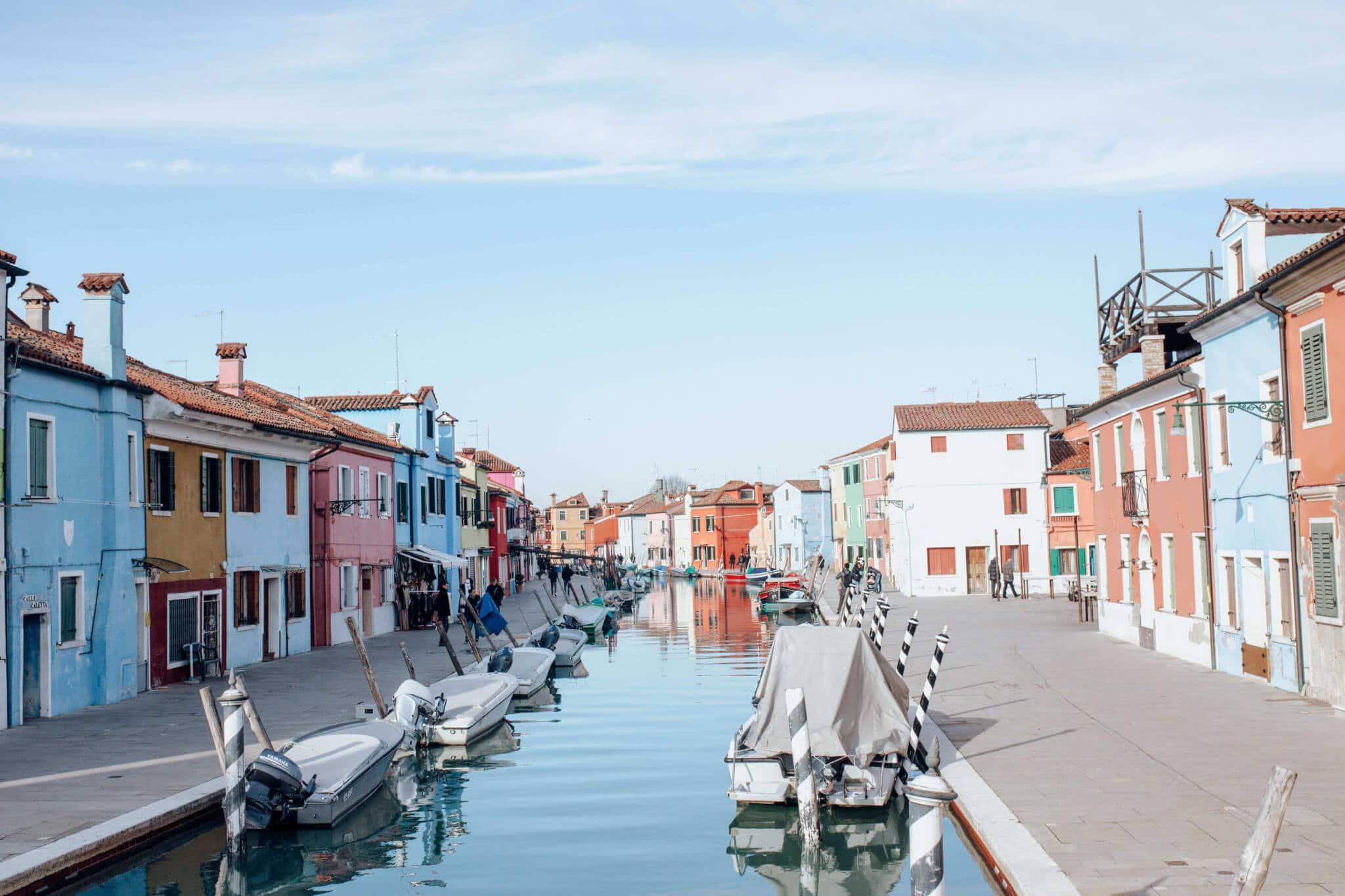 Venecia & Burano