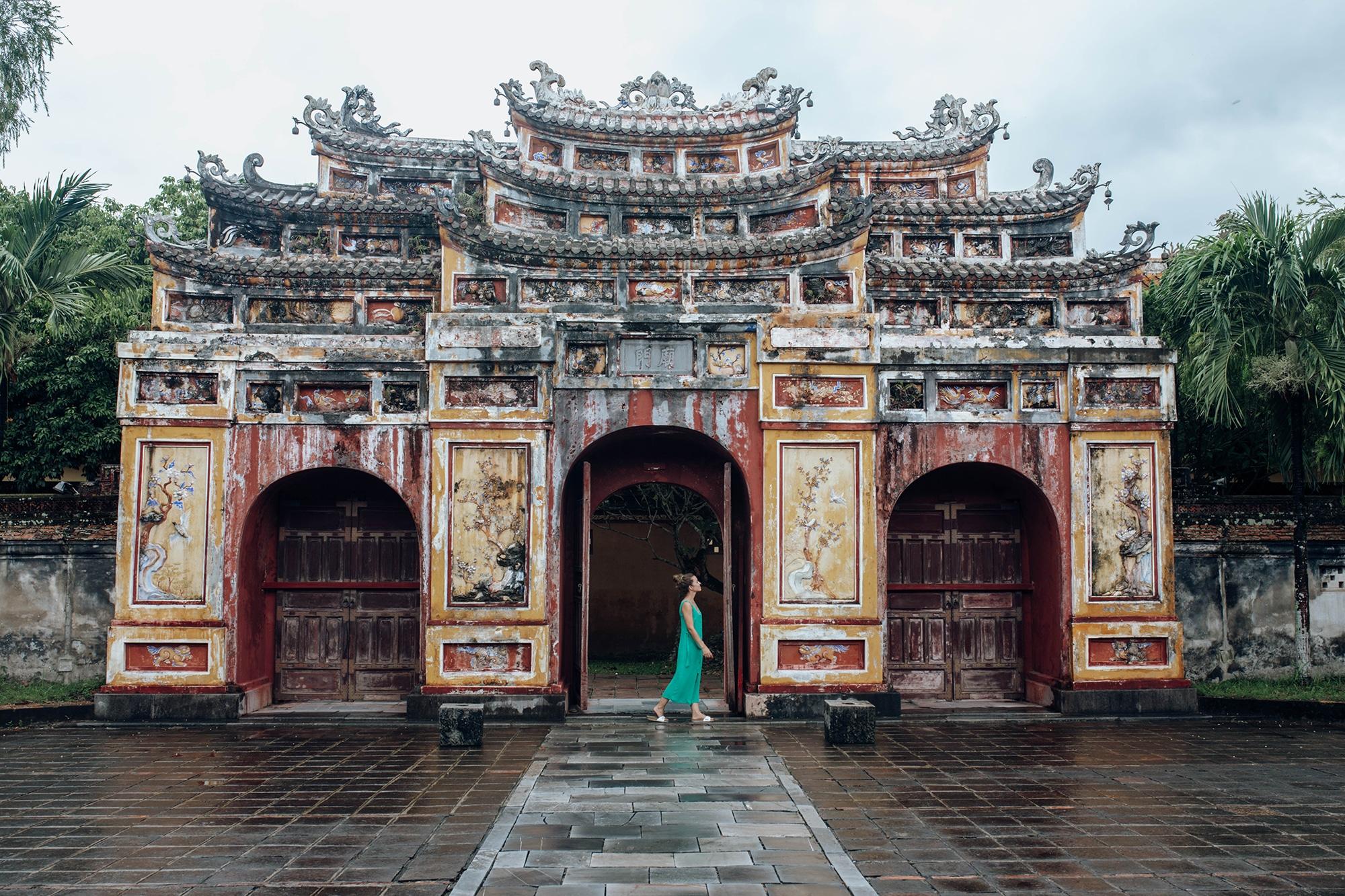 vietnam travel highlights - Hue - Imperial City