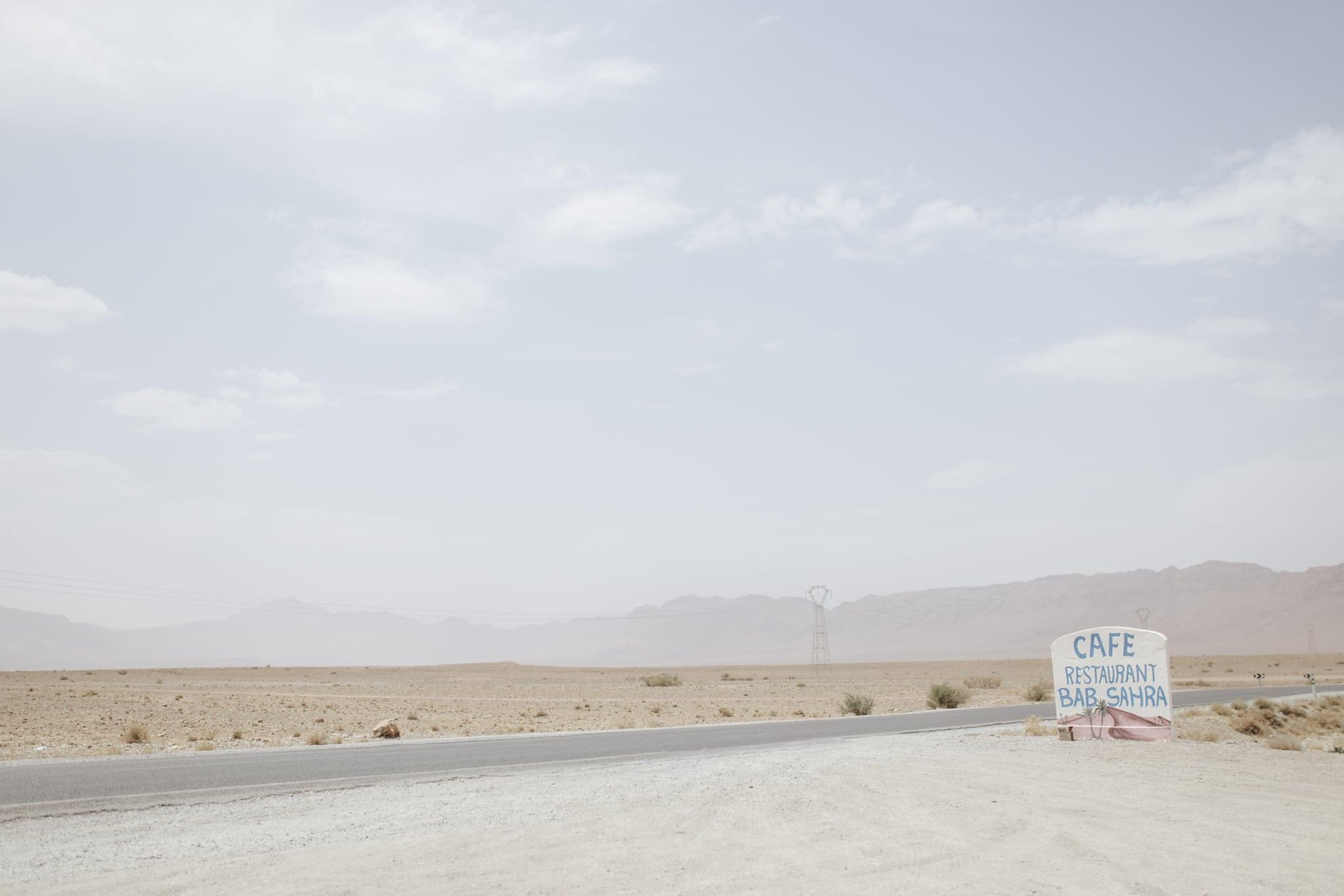Bab Sahra Errachidia on the way to Erg Chebbi