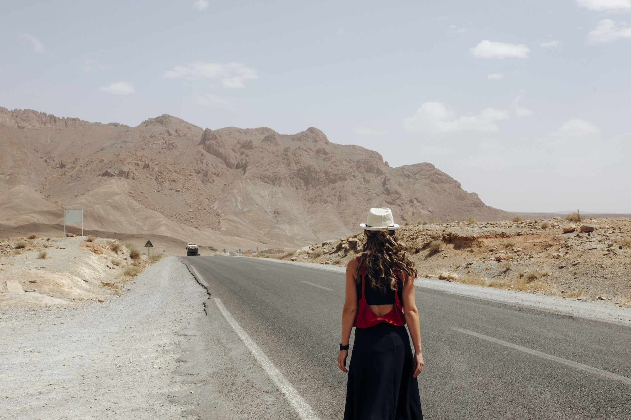 Views from outside Bab Sahra Errachidia